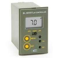 Máy kiểm soát - đo và điều chỉnh pH mini Hanna BL 981411-0