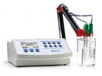 Máy đo đa chỉ tiêu pH/ORP/ISE/EC/TDS/Điện trở/Độ mặn Hanna HI 3512