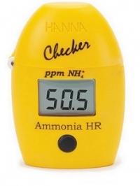Thiết bị kiểm tra Ammonia thang đo cao Hanna HI 733