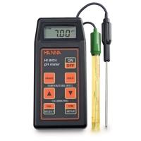 Máy đo pH/ORP/Nhiệt độ cầm tay Hanna HI 8424