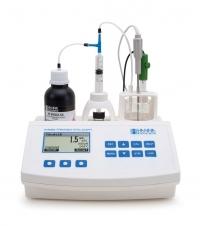 Máy chuẩn độ Axit trong rượu Hanna HI 84502