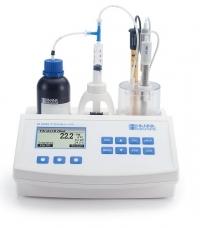 Máy chuẩn độ tổng axit trong sữa Hanna HI 84529