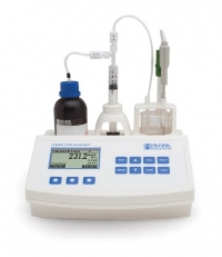 Máy chuẩn độ độ kiềm trong nước và nước thải Hanna HI 84531