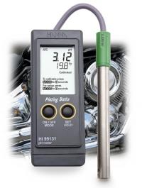 Máy đo pH/Nhiệt độ cầm tay Hanna HI 99131