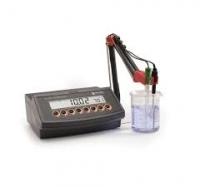 Máy đo pH/ORP để bàn ba điểm hiệu chuẩn Hanna HI 2214-01