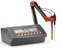 Máy đo pH/ORP/ISE/Nhiệt độ để bàn Hanna HI 2216-01