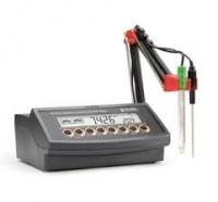 Máy đo pH/ORP/Nhiệt độ để bàn Hanna HI 2223-02