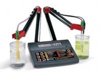 Máy đo pH/ORP/ISE/EC/TDS/NaCl Hanna HI 255