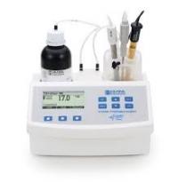 Máy chuẩn độ acid mini và đo pH Hanna HI 84429
