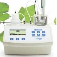 Máy chuẩn độ formol và đo pH Hanna HI 84433