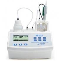 Máy chuẩn độ acid mini và đo pH Hanna HI 84434