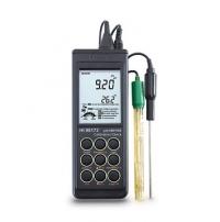 Máy đo pH/ORP/ISE cầm tay Hanna HI 98172