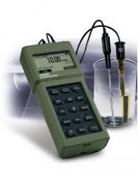 Máy đo pH/ORP/ISE cầm tay Hanna HI 98185