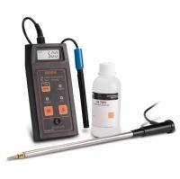 Máy đo độ dẫn điện EC của đất Hanna HI 993310
